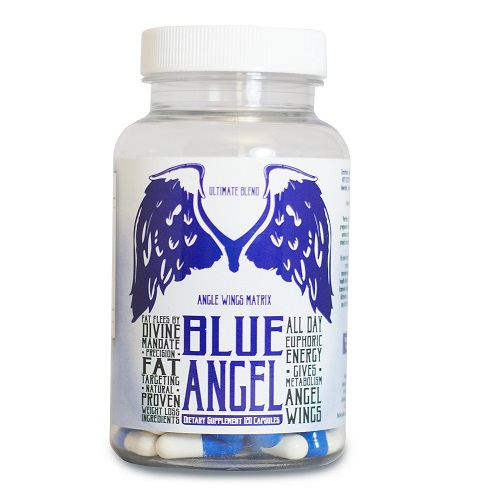 Blue Angel Ephedra Plus Raspberry Ketones Green Coffee Bean 120